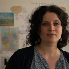 """A lot of these teachers will be very soft and quiet with the students in their classes and it's not good for them. I try to be very straight and stern with them, and I think they appreciate it."" — Julia Fath is a former consultant for German developers in Africa and works at Flucht Nach Vorn, a school for unaccompanied minors. 